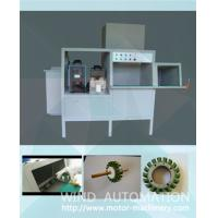 Buy cheap Magneto stator fluidized bed powder resin insulation hot dip  coating machine from wholesalers