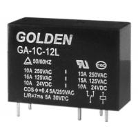 Wholesale Black Home Appliance General Purpose Relay GA-1P/GA-2P JQX-14F 10A/16A from china suppliers