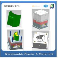 Wholesale Plastic Injection Molding Service , Injection Moulding Process 3d Design from china suppliers