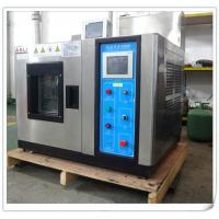 Wholesale Touch Screen Cold Climatic Temperature Humidity Chamber , Benchtop Environmental Test Chamber from china suppliers