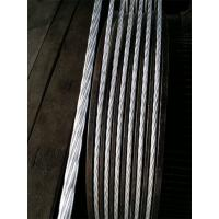 Wholesale Cold Drawing 1 19 Inch Galvanized Stay Wire , Low Rotation Guide Wire Or Guy Wire from china suppliers