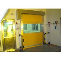 Buy cheap 304 Stainless Steel Frame Industrial High Speed Door For Internal and External Area from wholesalers