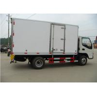 Wholesale 5 Tons Refrigerated Box Truck Freezer Van Body Fiberglass Inner And Outer Wall from china suppliers