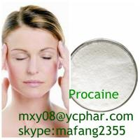 Wholesale Procaine Powder HCL Procaine hydrochloride CAS 51-05-8 Pharmaceutical Grade from china suppliers