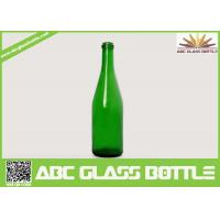Wholesale New design bottle of red wine green glass wine bottle 750ml with high quality from china suppliers