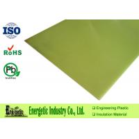 Buy cheap Green FR4 Epoxy Glass Laminate Sheet For Electric Insulation Component from wholesalers