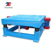 Wholesale High Quality Small Concrete Precast Vibrating / Vibration Table from china suppliers