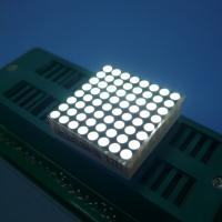 Wholesale Indoor Dot Matrix Led Display 8 X 8 Stable Performance Energy saving from china suppliers