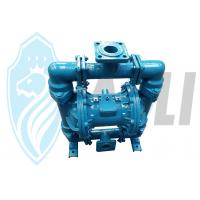 Wholesale Air Operated Pneumatic Diaphragm Pump , Double Diaphragm Pump Simple Structure from china suppliers
