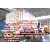 Buy cheap Mobile Explosive Processing Unit Fire Fighting Trucks MPU Emulsion from wholesalers