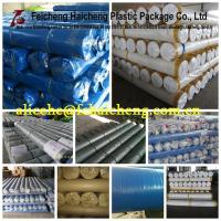 Wholesale blue/silver woven poly tarps rolls 1.83*100m, or 2*100m from china suppliers