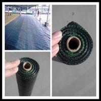Huge and durable pp woven weed control mat,weed barrier