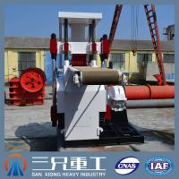 Wholesale Easy Operational Directly Stacked Cement Unburned Brick Making Machine from china suppliers