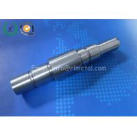 Wholesale Lathe Turning Custom Titanium Parts Gr5 Metal Hardware Machinery Shaft Part from china suppliers