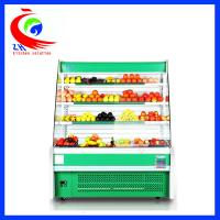 Wholesale Curved Glass Refrigeration Equipment Restaurant Style Refrigerator from china suppliers
