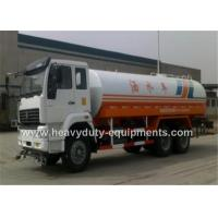 Wholesale SINOTRUK 6*4 Water Sprayer Truck for Sprinkler Road of WD615.93E engine of white from china suppliers