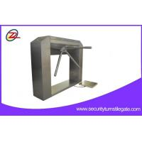 Quality 304 stainless steel Bi - directional Tripod Turnstile Gate Systems with CE approved for sale