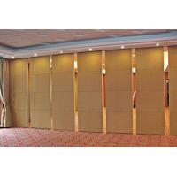 Wholesale Hanging System Acoustic Partition Walls for Exhibition Center / Banquet Hall from china suppliers
