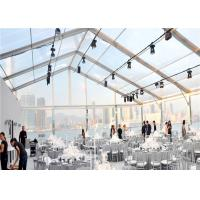 Wholesale Big Outdoor 20x50m Transparent Pvc Clear Roof Tent for Wedding Marquee from china suppliers