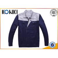 Wholesale Personalized Mechanic Work Uniforms Shirts , Customized Work Apparel And Uniforms from china suppliers
