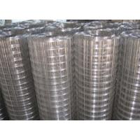 Wholesale Stainless Steel Welded Wire Mesh from china suppliers