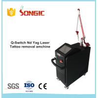 Wholesale Black 7 joints articular laser arm Q Switched ND YAG Laser Tattoo Removal Machine from china suppliers