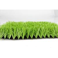 Wholesale Fake Natural Soft Football Artificial Grass For Residential Park / Backyard 60mm Dtex8000 from china suppliers