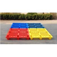 "Wholesale 48* 40 "" Medium duty nestable ISO standard industrial coloful plastic pallet from china suppliers"