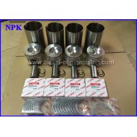 Wholesale 123900-22080 Piston And Pin With Ring Fit for Yanmar 4TNE106 -1 Diesel engine Parts from china suppliers