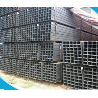 Wholesale Q345B Stainless Steel Welded Pipe Hot dipped Galvanized Square customers Length from china suppliers