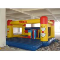 Wholesale PVC Tarpaulin House Small Commercial Bounce Houses For Children from china suppliers