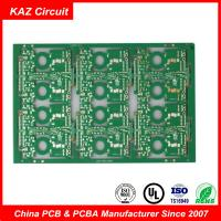 Quality 10 Layers FR-4 2.6mm 4oz Copper ENIG Multilayer PCB Board For Power Supply for sale