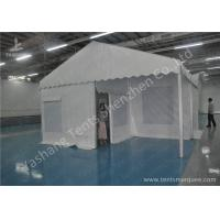 Wholesale Soft Screen Windows Hard Aluminum Frame Tent Structures , Fabric Hotel Applied from china suppliers
