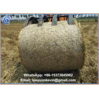 Wholesale Hot Selling 100% HDPE 8.33gsm 1.23 x 3000m Straw hay bale net wrap with high quality from china suppliers