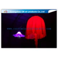 Wholesale Colorful Jellyfish Led Inflatable Lighting Decoration For Outdoor Christmas from china suppliers