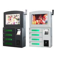 Wholesale Wall Mounted Bill Payment Cell Phone Charging Kiosks 24 Hours Self - Service Terminals from china suppliers