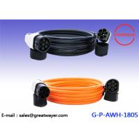 Wholesale Electric Vehicle Charging Cable part 32A IEC 62196-2 Male Plug / Charging Station / End from china suppliers