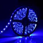 High CRI Waterproof 5050 SMD 5M RGB Color Changing Led Strip Lights