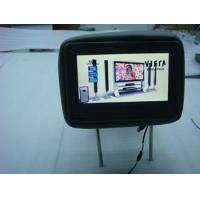 "Wholesale 7"" inch headrest car dvd player  3G Android monitor For taxi from china suppliers"
