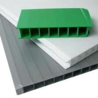 Wholesale Transparent / White Waterproof Correx Floor Protection Sheets PP Hollow Board from china suppliers