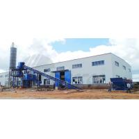 Wholesale Industrial Concrete Batch Mix Plant 1200KG High Power For Stirring Mill from china suppliers