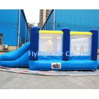 Wholesale 2017 New Cheap Inflatable Slide for Children, Inflatable Bouncy Castle for Game from china suppliers