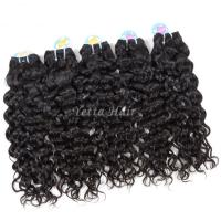Wholesale Full Italian Curl Virgin Malaysian Hair Extensions Wet And Wavy Human Hair from china suppliers