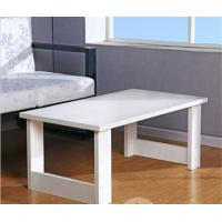 Wholesale White Kitchen Rectangle Dining Table , Contemporary Dining Room Desk Furniture DX-EX07 from china suppliers