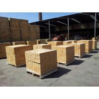 Quality Thermal Insulation Fire Clay Brick , Coke Ovens Firebrick Refractory for sale