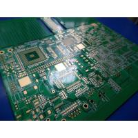 Wholesale Fine Pitch BGA Assembly Circuit Board 18 Layer Impedance Controlled PCB Via In Pad from china suppliers
