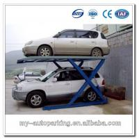 Wholesale Multi-level Car Stacker Double Vertical Parking Smart Car Parking System Project from china suppliers