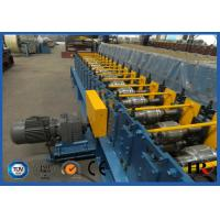 Wholesale Saw Cutter PLC Control Cold Roll Forming Equipment For Shutters Box Series 0.8mm - 1mm from china suppliers