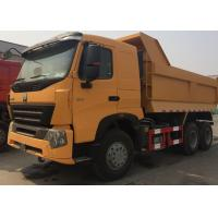 Wholesale Tipper Dump Truck SINOTRUK HOWO A7 371HP 6X4 25tons for mining industry from china suppliers