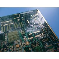 Wholesale FR4 10 Layer Via In Pads PCB Circuit Boards 1.6mm With Green Mask from china suppliers